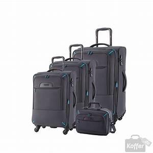 Travelite Koffer Set : travelite set de bagage crosslite 4 pcs anthracite ~ Jslefanu.com Haus und Dekorationen