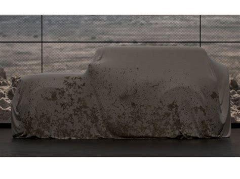 silhouette    ford bronco torque news