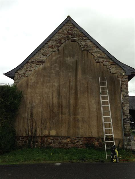 nettoyage mur exterieur eau de javel nettoyage des facades de maison eau de javel concentre 36 bidons 5 kg peintures et enduits de