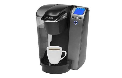 The History Of The Keurig Coffee Maker Coffee Bags For Sale Printed Uk Labels Canyon Oak Table Organic Roasters Price With Valve Top Rated