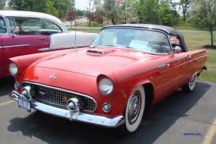 1955 Ford Thunderbird History
