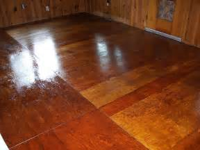 the orebody this house the plywood floor