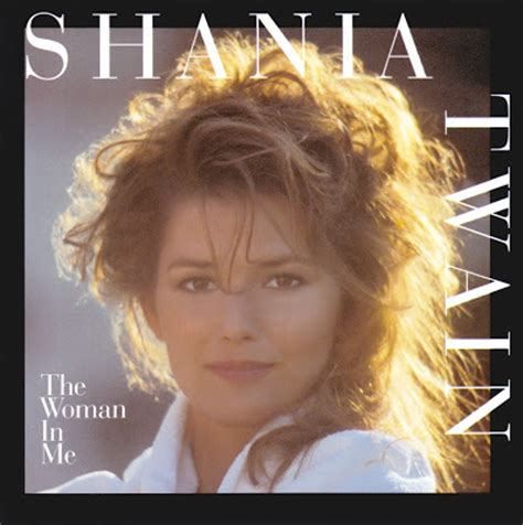 shania discography the in me album