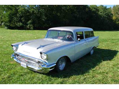 Classic Chevrolet Station Wagon For Sale On Classiccarscom