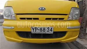 Kia Besta Furgon 2 7l Diesel Cargo Van Usado  2005  Color