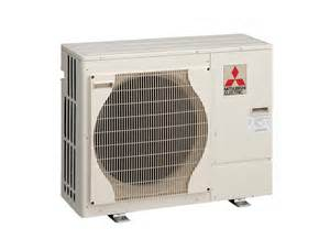 Photos of Mitsubishi Air Source Heat Pump