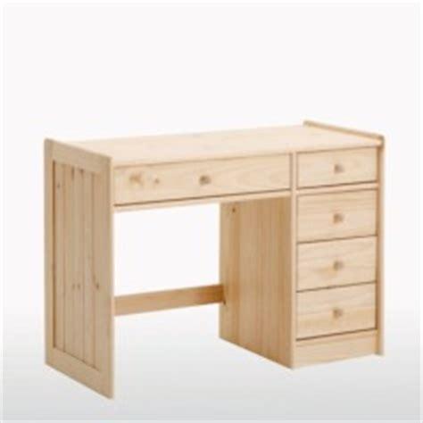 bureau en bois brut bureau enfant aménager un espace de travail dans la