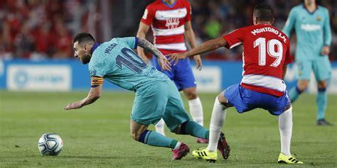 hasil pertandingan granada  barcelona skor   bolanet