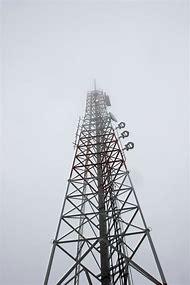 Radio Transmitter Antenna Tower