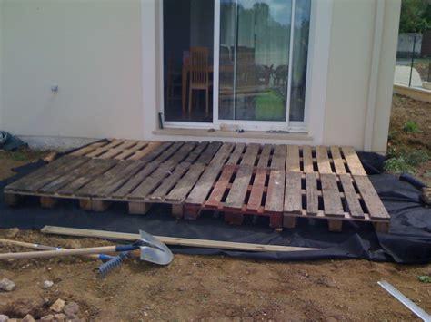 terrasse bois economique