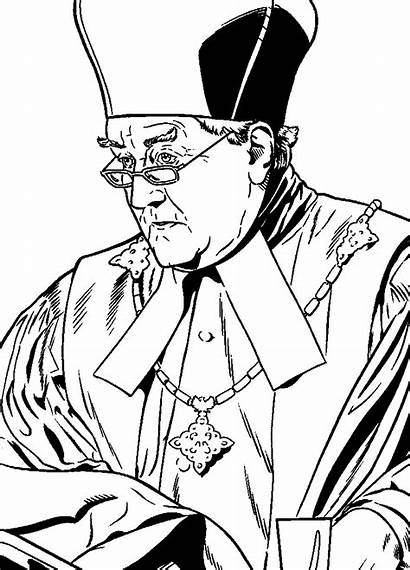 Potter Harry Coloring Pages Phoenix Order Coloriage