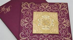 Luxury wedding cards for indian asian weddings in london uk for Asian wedding invitations cheap uk