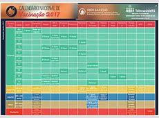 Tabela vacinal, versão 2017, atualizada TelessaúdeRSUFRGS