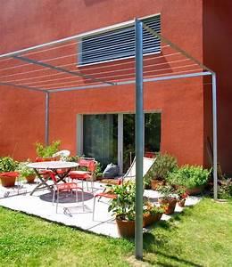 Pflanzen Für Pergola : die besten 17 ideen zu pergola metall auf pinterest beschattung terrasse sonnensegel ~ Sanjose-hotels-ca.com Haus und Dekorationen
