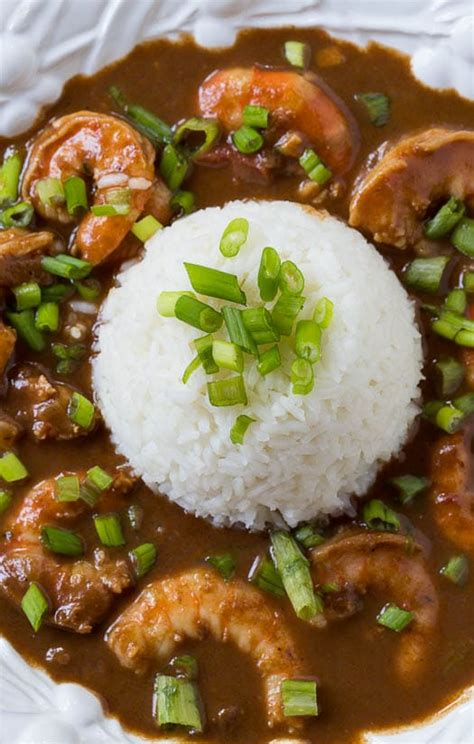 cuisine roux shrimp etouffee spicy southern kitchen