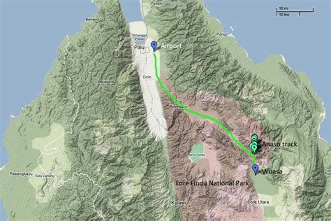 Leave A Light On by Map From Palu To Wuasa 171 Con Foley Photography