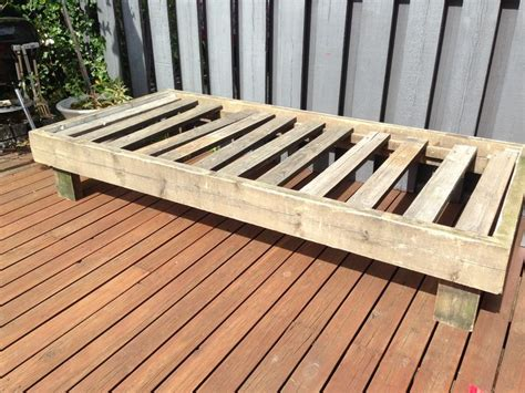 outdoor bed frame my diy daybed kids room pinterest places the o jays and diy daybed