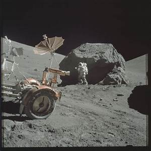 NASA, Tired of All the Moon Conspiracy Claims, Uploads ...