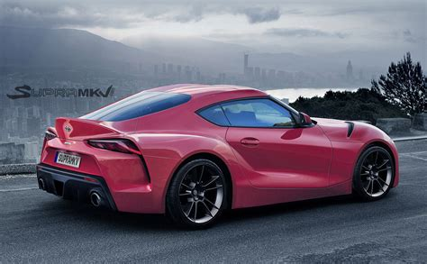 Supra Toyota 2019 by New Information Says 2019 Toyota Supra Will Get A Manual