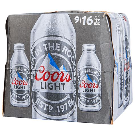 what of is coors light coors light aluminum bottle review iron