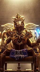 Pubg, Mobile, Wallpaper, 4k, Golden, Pharaoh, X