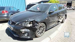 Lexus Ct200 Hf Used Parts Lexus Breakers Tel 01254301021