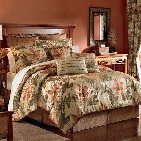Discontinued Croscill Bedding by Croscill Bali Comforter Set