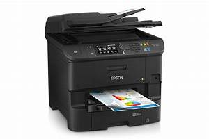 Epson workforce pro wf 6530 all in one printer inkjet for Heavy duty document scanner