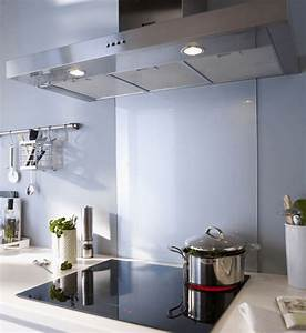 Crédence Cuisine Verre : credence verre decore top credence verre decore dcoration ~ Premium-room.com Idées de Décoration