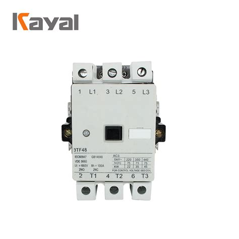 kayal top quality cheap price selling types of ac magnetic contactor buy ac magnetic