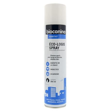 spray gale prix ecologie spray insecticide biocanina anti puces tiques gale