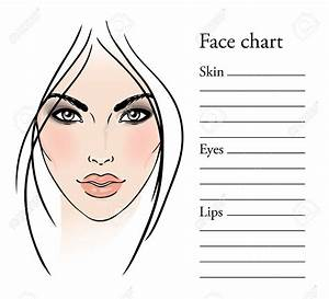 Fashion Illustration Templates Faces www pixshark com Images Galleries With A Bite!
