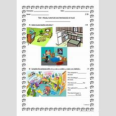 House Worksheet  Free Esl Printable Worksheets Made By Teachers