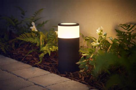 philips hues  outdoor smart lights cnet