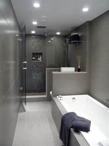 gray bathroom designs 25 gray and white small bathroom ideas