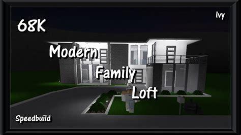 68k Modern Family Loft