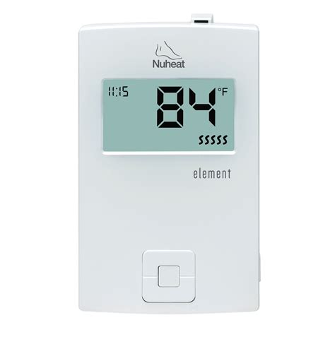 Schluter Heated Floor Thermostat by Radiant Floor Thermostat Programmable Carpet Vidalondon