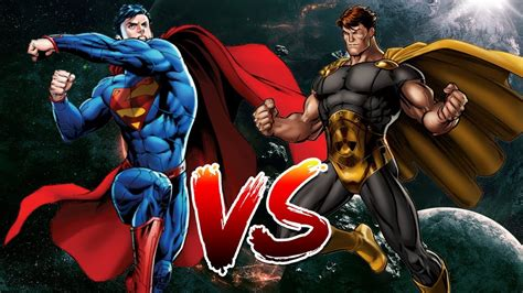 Superman Vs Hyperion  Who Wins? Youtube