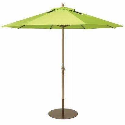 Umbrella Solar Usb Market Patio Picnic Table
