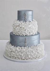 bling cake stand wedding trends metallic cakes the magazine