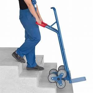 Transport über Treppen : treppen sackkarre mit dreier radstern 01600030 online ~ Michelbontemps.com Haus und Dekorationen