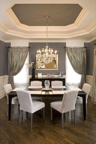80 Best Images About Tray Ceiling  Dining Room On