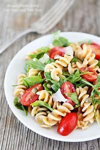Arugula Pasta Salad Recipe on twopeasandtheirpod.com ...