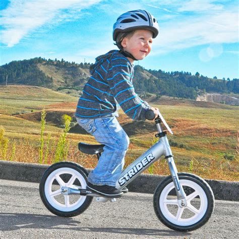 The Strider Balance Bike Inspires Kids To Ride  Strider Bikes