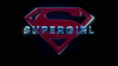 Supergirl TV Show Logo