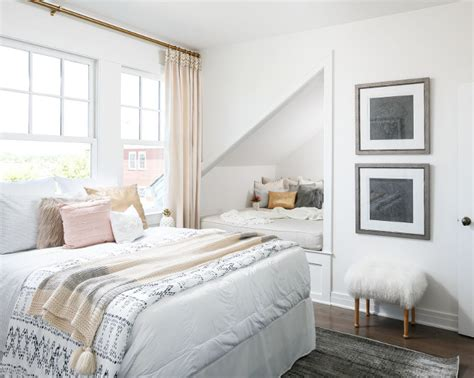 Bedroom Nook Ideas by Modern Craftsman Style Home Design Home Bunch Interior