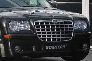 Chrysler 300 Front Grille Removal Instructions