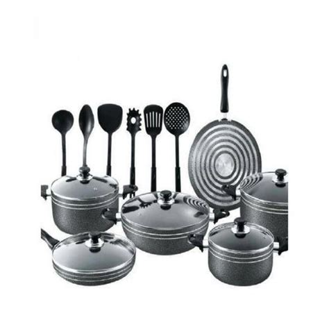 generic piece  stick cooking pots black buy
