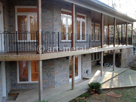 The ontario deck railing code is controlled by the ministry of municipal affairs and housing (building and development branch), and we at art metal workshop strictly follow it. Deck Railing Height: Requirements and Codes for Ontario