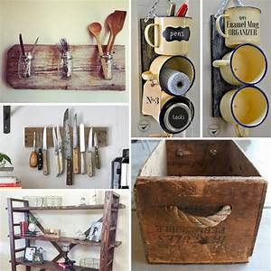 42, Easy, Diy, Storage, Ideas, For, Small, Spaces, On, A, Budget